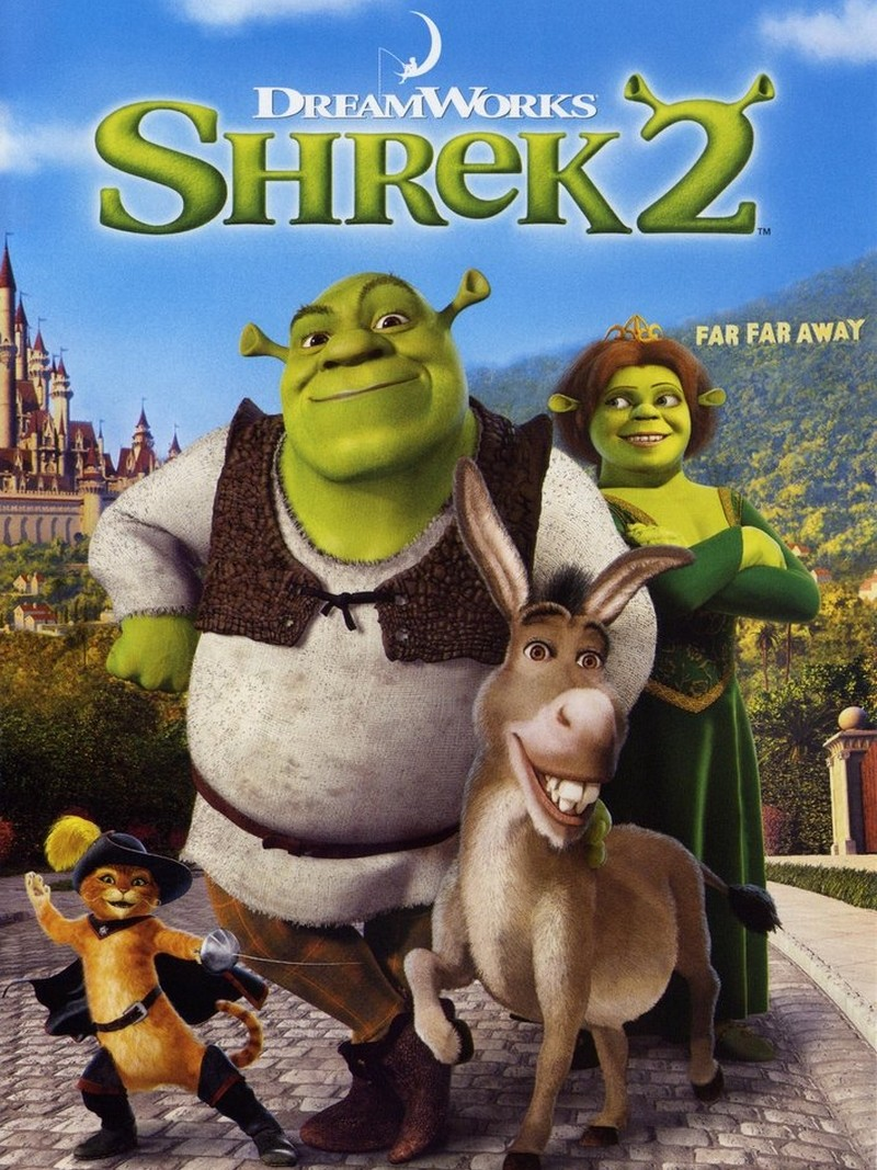 shrek 2 online english movies